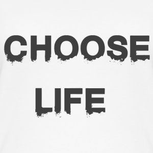 CHOOSE Life - Vrouwen bio tank top
