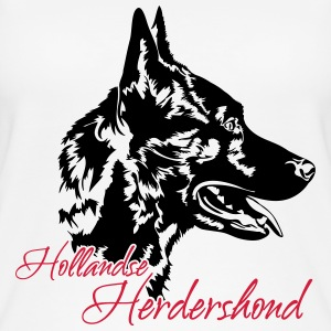 Dutch Shepherd Dog - Ekologisk tanktopp dam