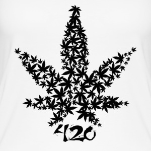 420 Leaf - Women's Organic Tank Top