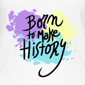 History maker - Women's Organic Tank Top