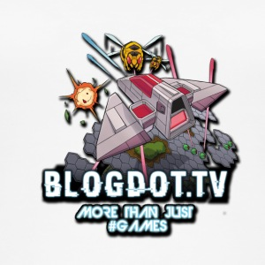 SpaceAvenger Blogdot.tv Fan logo - Naisten luomutoppi