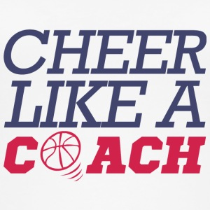 Coach / Trainer: Cheer Like A Coach - Women's Organic Tank Top