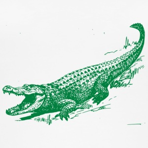 Alligator - Frauen Bio Tank Top