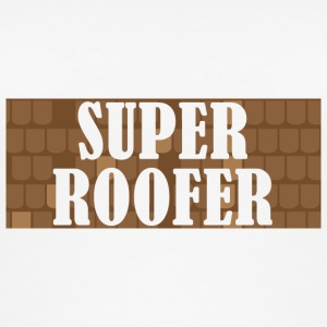 Dachdecker: Super Roofer - Frauen Bio Tank Top