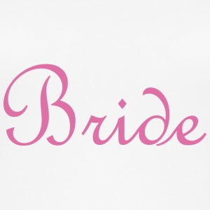 Bride - Øko tank top til damer