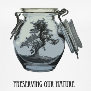 Preserving our nature - Women's Organic Tank Top