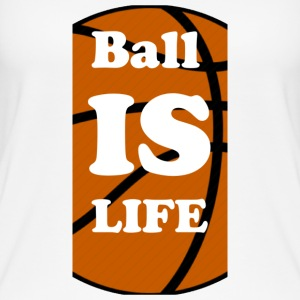 Ball is Life Basketball Limited - Women's Organic Tank Top