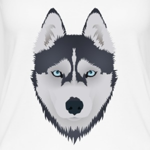 Husky 2 - Frauen Bio Tank Top