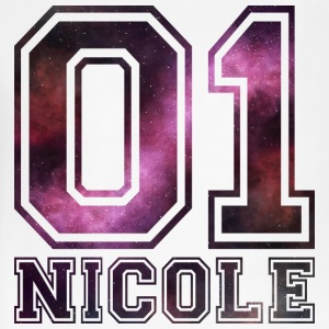 Nicole Name - Frauen Bio Tank Top