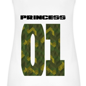 Princess one - Frauen Bio Tank Top