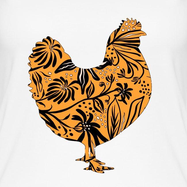 Flower Chicken III