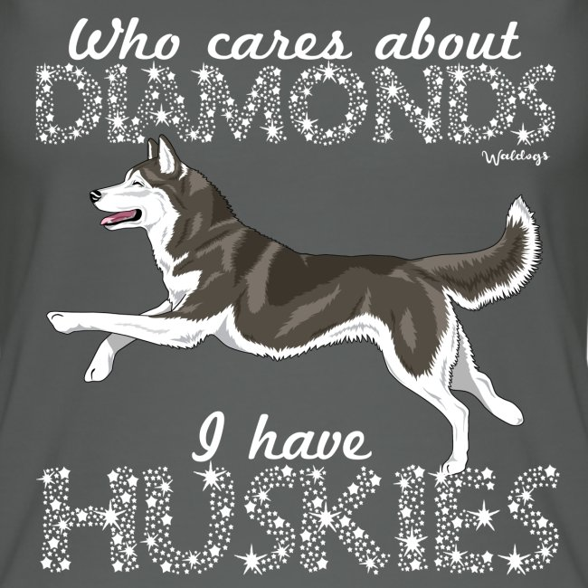 Siberian Husky Diamonds2