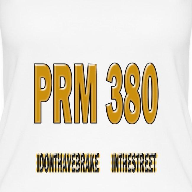 PRM STREET380 P