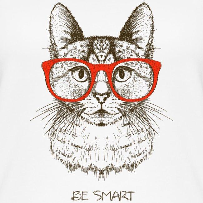 Vorschau: Cat Hipster - Frauen Bio Tank Top von Stanley & Stella