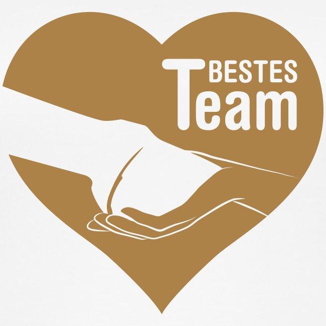 Vorschau: Bestes Team - Frauen Bio Tank Top von Stanley & Stella