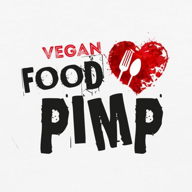 Vegan Food Pimp stacked l