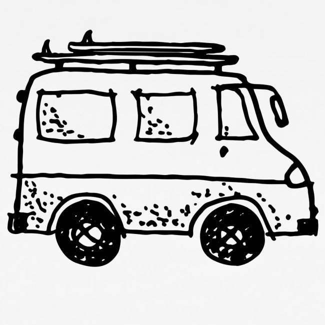my tiny camper van