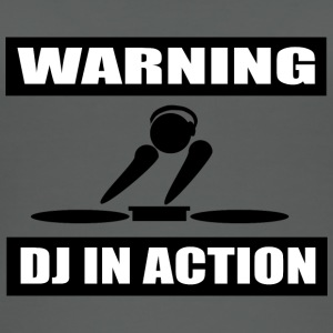DJ ACTION - Øko tank top til damer