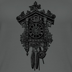 Cuckoo clock - Women's Organic Tank Top