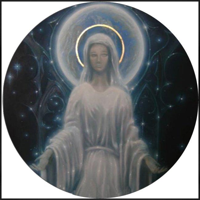 圣母玛利亚 Notre Dame by Jean Libon