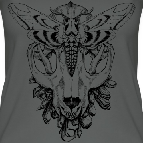 Dead cat inks - Women's Organic Tank Top by Stanley & Stella