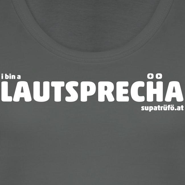 supatrüfö LAUDSPRECHA