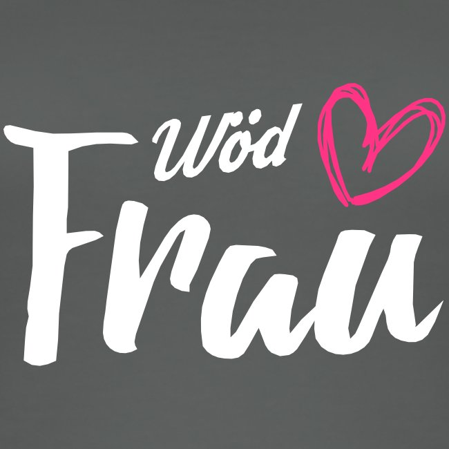 Vorschau: Wöd Frau - Frauen Bio Tank Top von Stanley & Stella