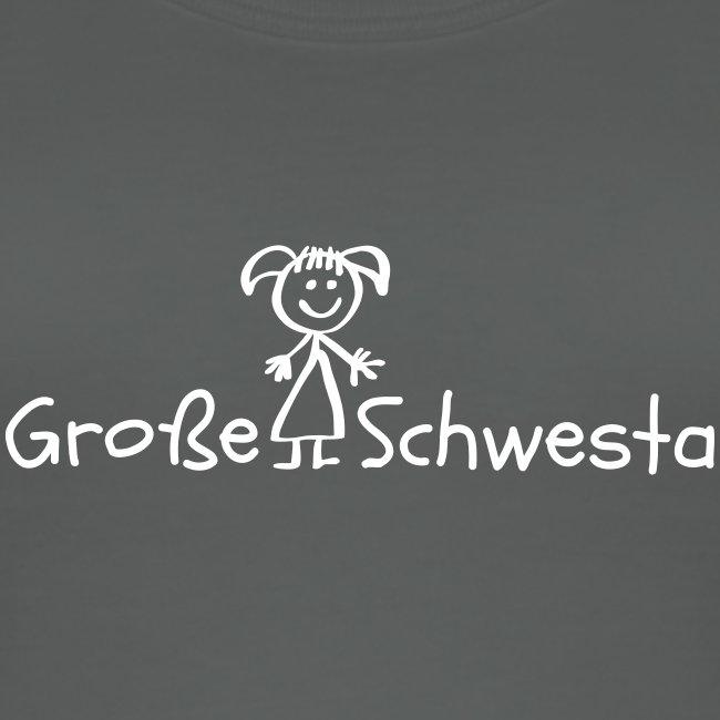 Vorschau: Grosse Schwesta - Frauen Bio Tank Top von Stanley & Stella