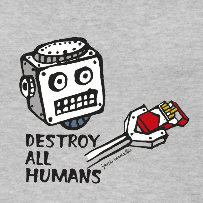 Dat Robot: Destroy Series Smoking Light