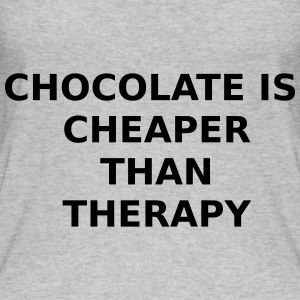 CHOCOLATE THERAPY - Women's Organic Tank Top