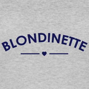 Blondine - Frauen Bio Tank Top