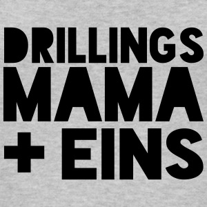 drillingsmamapuls1 - Frauen Bio Tank Top