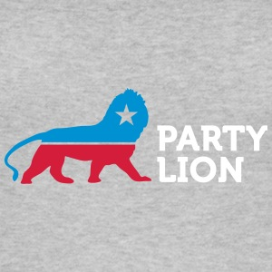 Political Party Animals: Lion - Women's Organic Tank Top