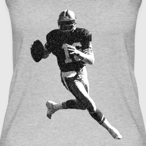 Football Joe - Frauen Bio Tank Top