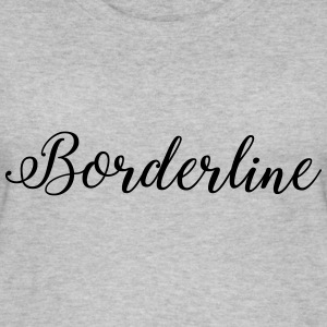 SIIKALINE BORDERLINE - Women's Organic Tank Top