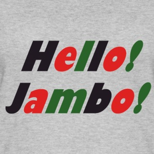 Hello Jambo - Women's Organic Tank Top