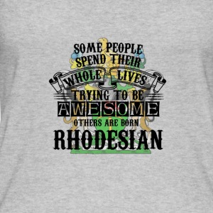Rhodesian Awesome - Women's Organic Tank Top