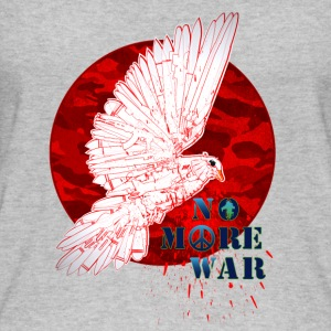 No More War Now - Frauen Bio Tank Top