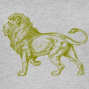 Golden Lion - Frauen Bio Tank Top