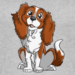 Cavalier King Charles - White Fire - Women's Organic Tank Top