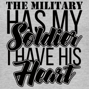 Military / Soldiers: The Military Has My Soldier, I - Women's Organic Tank Top