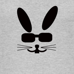 Eastern Bunny with sunglasses Rabbit Sunglasses - Women's Organic Tank Top