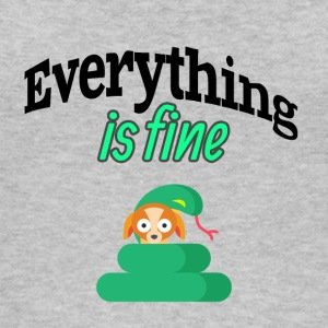 Everything is fine - Women's Organic Tank Top