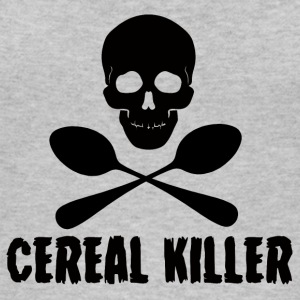 Halloween: Killer Cereal - Top da donna ecologico