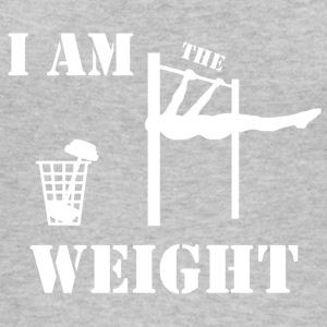I am the weight - Frauen Bio Tank Top