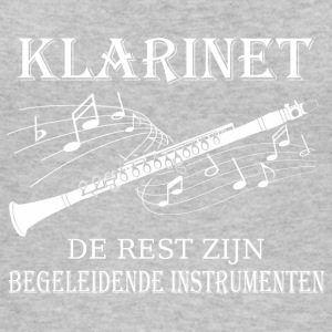 Klarinet - Frauen Bio Tank Top