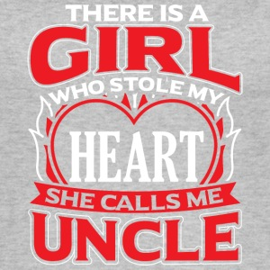 UNCLE - THERE IS A GIRL WHO STOLE MY HEART - Women's Organic Tank Top