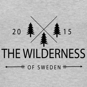 The Wilderness Of Sweden - Øko-singlet for kvinner