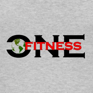 ONE FITNESS Logo - Women's Organic Tank Top