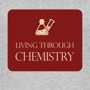 Chemiker / Chemie: Living through chemistry - Frauen Bio Tank Top